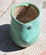 Bridges Pottery - Slab Vase WB