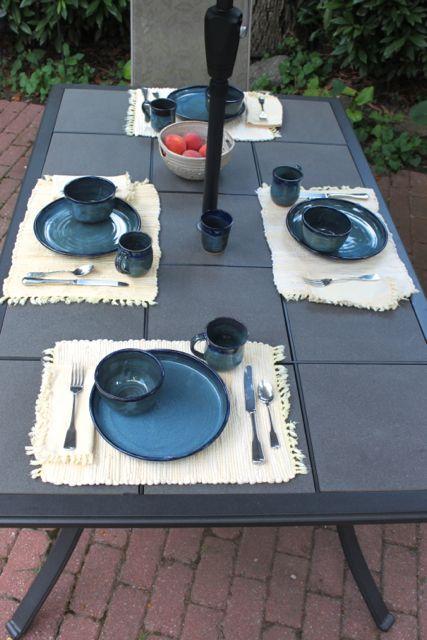 Dinner Ware #BridgesPottery