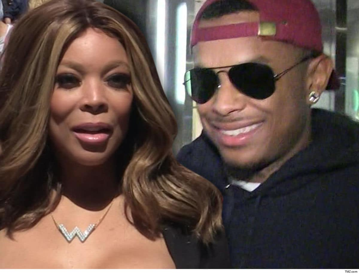Wendy Williams Caught with New Friend