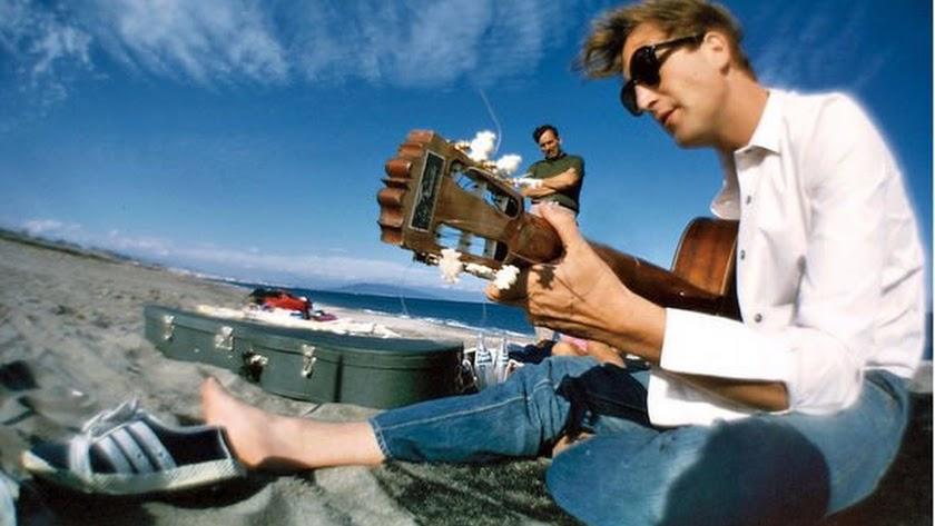La foto inédita de John Lennon en Almería