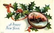 new year banjo