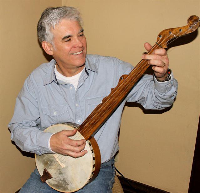 Boucher banjo from Bell kit