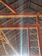 AEBG V--Dawn comes into the Pry Barn