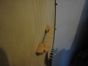Piano key bridge