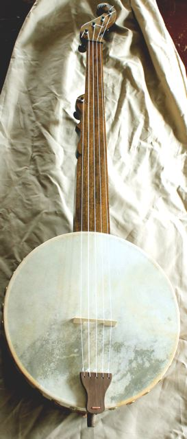 Boucher banjo from Bell kit