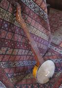 E. Bryan's banjo