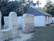 Kingsley Plantation Slave Cabins-1