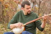 Pete Ross 4 string Mande Banza
