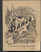 Progressive Studies for the Banjo