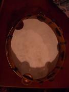 "15"" Tambourine by Dave Kirchner"