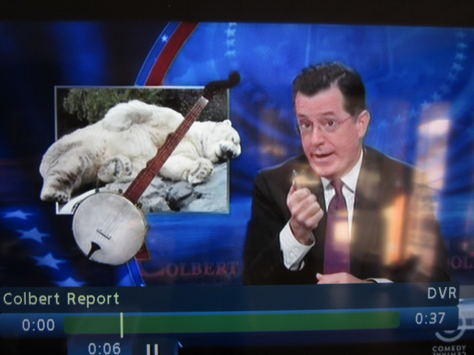 Colbert Report, November 6th