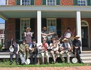 2016 Sweeney Early Banjo Convergence- Appomattox Court House NHP