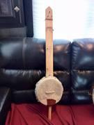 my new gourd banjo