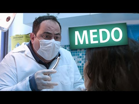 MEDO (Humor e Espiritismo)