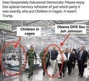Children In Cages