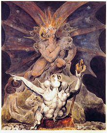 The Number of the Beast is 666 -- William Blake