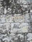 inscriptions at Monforte