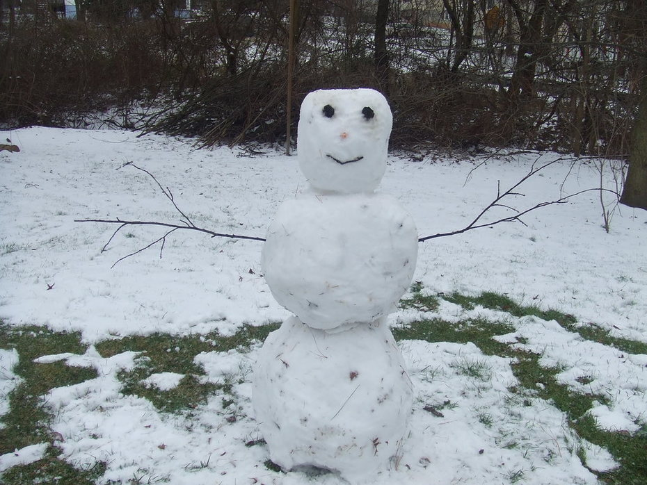 Snowman!!