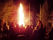 Campfire night!