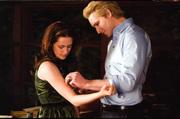 Carlisle and Bella