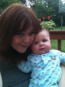 Me and my nephew mason