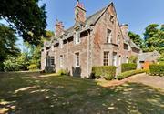Cramond House Side