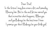 dadicated to all dads