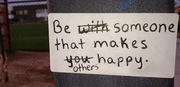 Be Someone..
