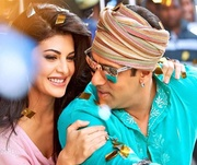 Salman Khan and Jacqueline