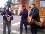 SingPeace! Street Singing