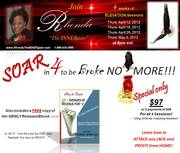 Soar in 4 to be Broke NO MORE Flyer April 2012 - Rhonda