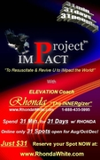 PROJECT Impact with Rhonda - New Banner 10-28-2011
