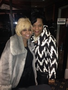 Rhonda and Client - Vanessa Bell Armstrong 12-2014 pic