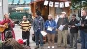 SingPeace! @ Occupy Seattle