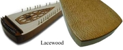 Omega Strings Psaltery in Lacewood