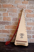 My first Psaltery