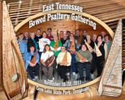 Cove Lake State Park Bowed Psaltery Gathering, November 2011