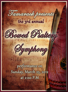 Third Annual Bowed Psaltery Symphony