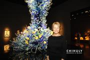 Ann at Chihuly