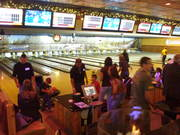 Castle Lanes Visit the Wild-side of Bowling