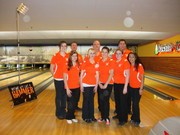 Park High Bowling Team.