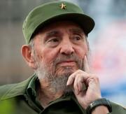 Fidel foto de Roberto Chile