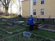 Grand Acres Land Trust Community Garden 2014