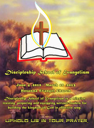 discipleship school of evangelism.