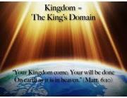KINGDOM-THE KINGS DOMAIN-WORLD-SUPER!