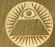 NWO crop circle