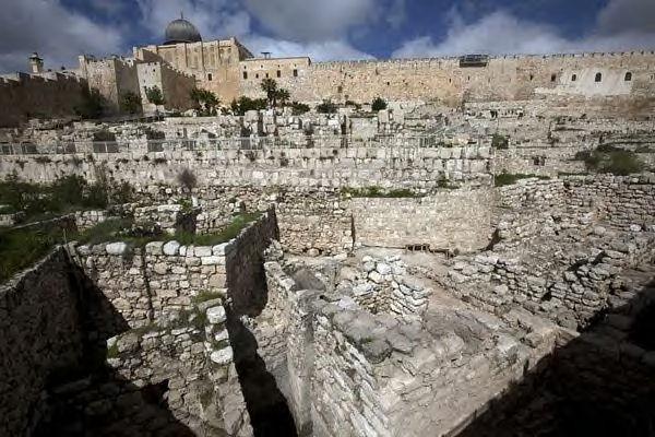 Solomon's wall