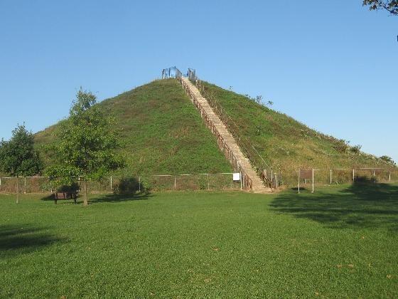 """Mound - Miamisburg, Ohio """"Mound City"""""""