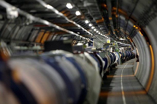 CERN - The Collider