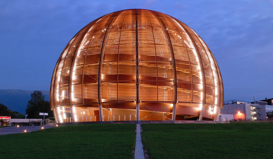 CERN - Globe of Innovation 2